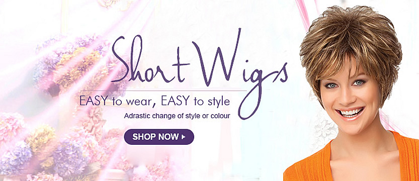 Short Wigs Collection
